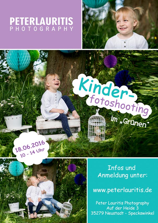 Kinder Outdoor Aktion 180616