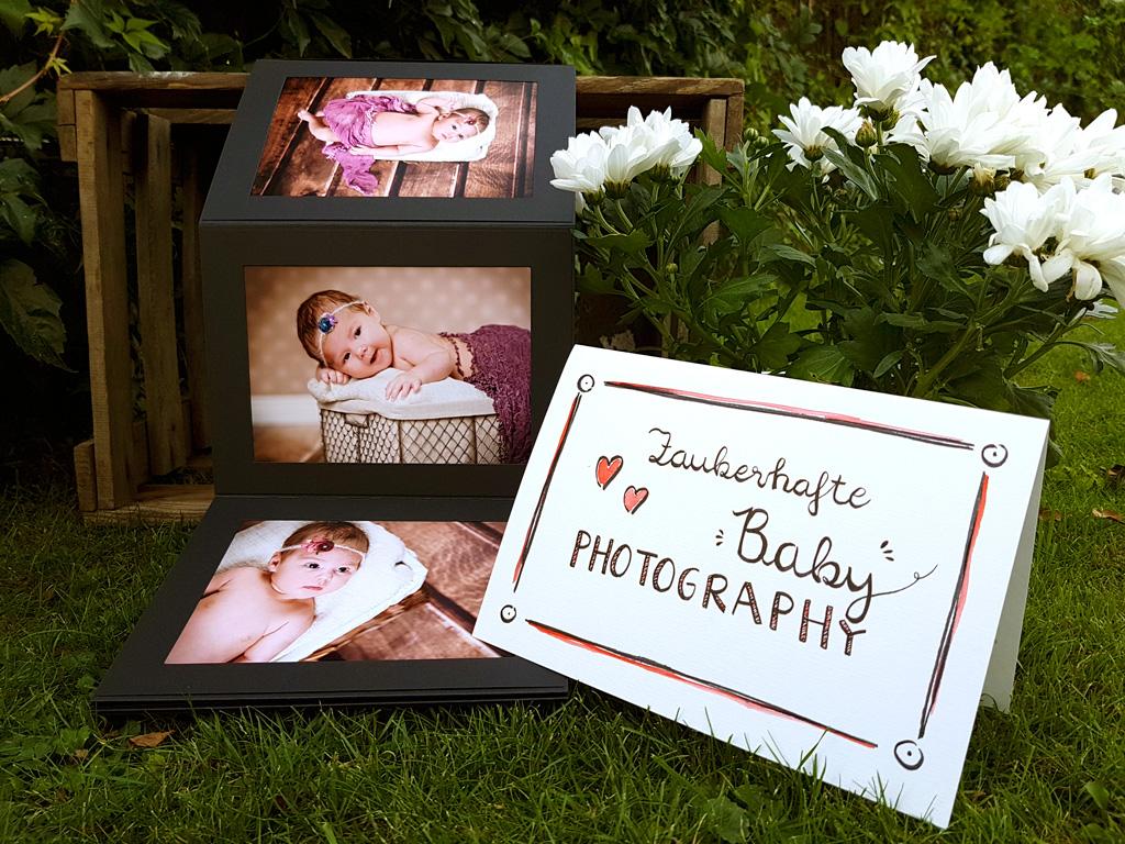 zauberhafte babyfotografie
