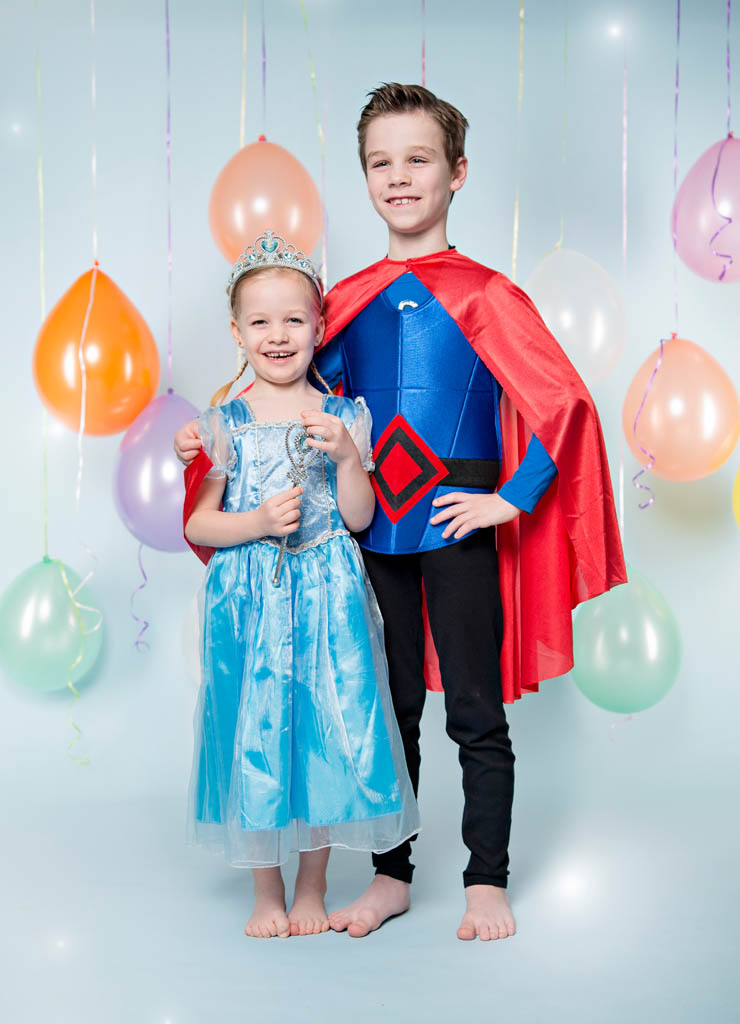 kinder fasching fotoshooting 2018 6