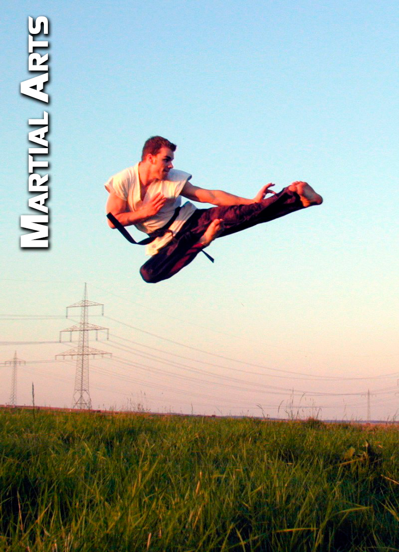 slider foto martial arts