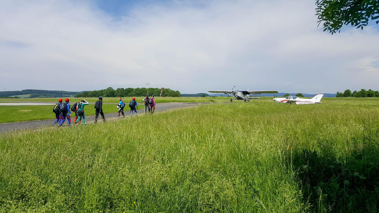 skydive fallschirmspringen 00031