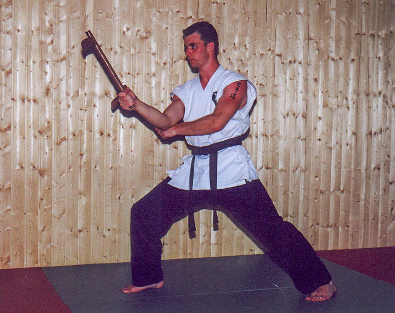 peda deshi karate kempo peter lauritis koshokun 0040