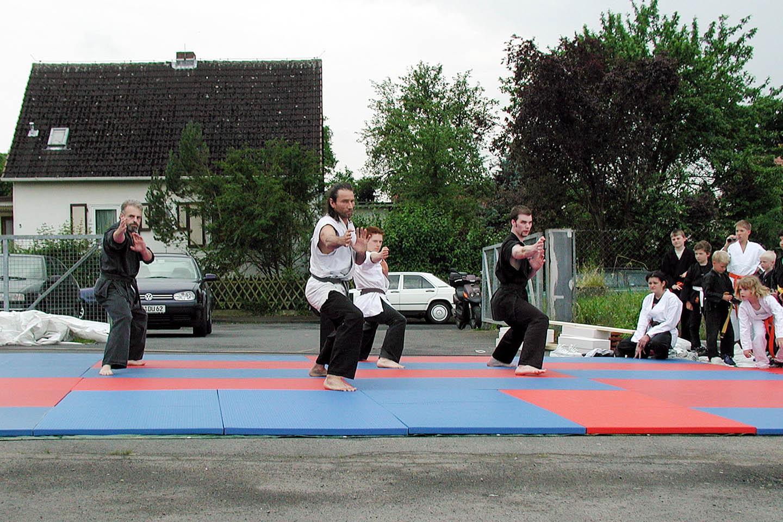 peda deshi karate kempo peter lauritis koshokun 0049