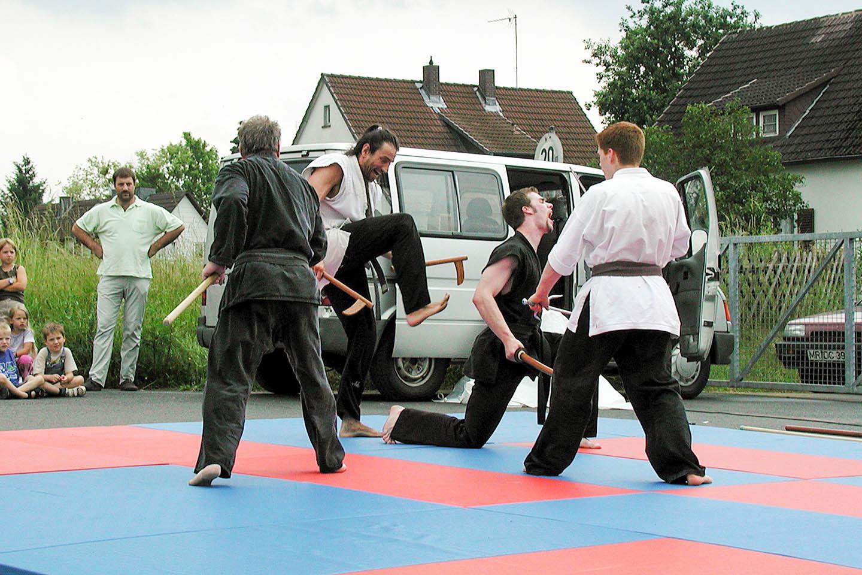 peda deshi karate kempo peter lauritis koshokun 0050
