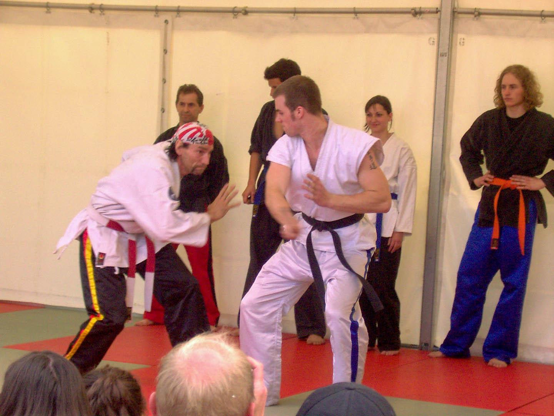 peda deshi karate kempo peter lauritis koshokun 0079