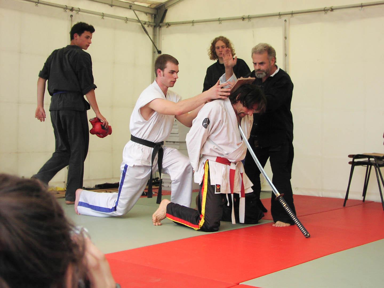 peda deshi karate kempo peter lauritis koshokun 0097