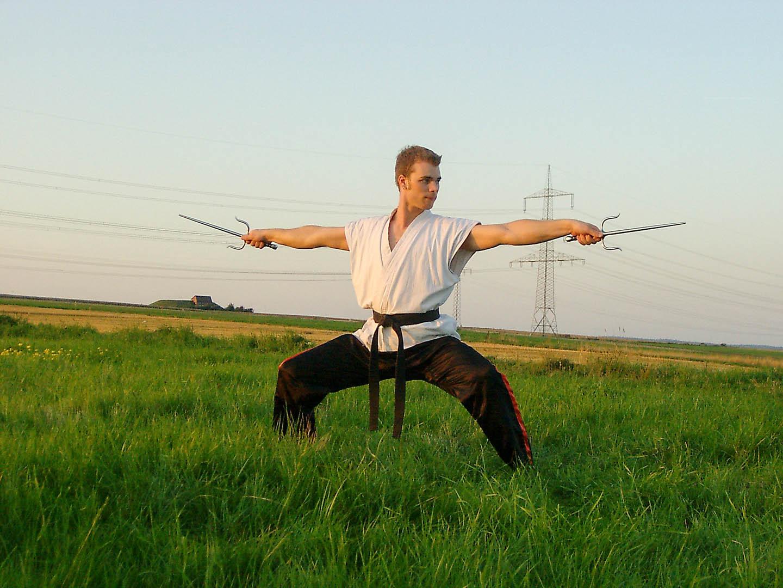peda deshi karate kempo peter lauritis koshokun 0103