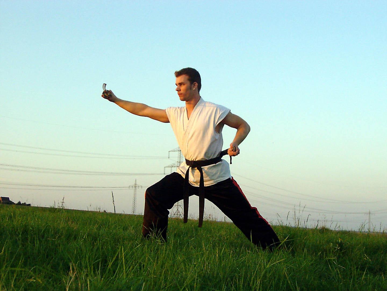 peda deshi karate kempo peter lauritis koshokun 0104