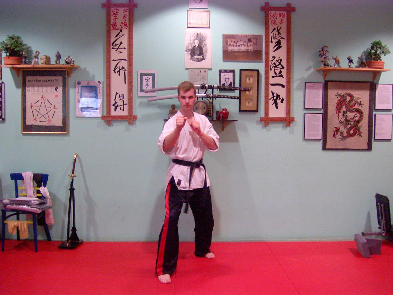 peda deshi karate kempo peter lauritis koshokun 0117