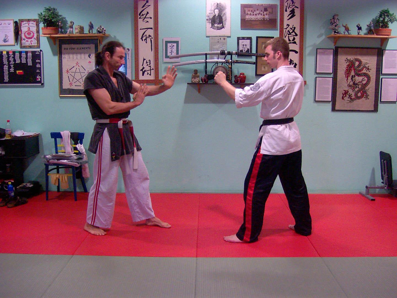 peda deshi karate kempo peter lauritis koshokun 0118