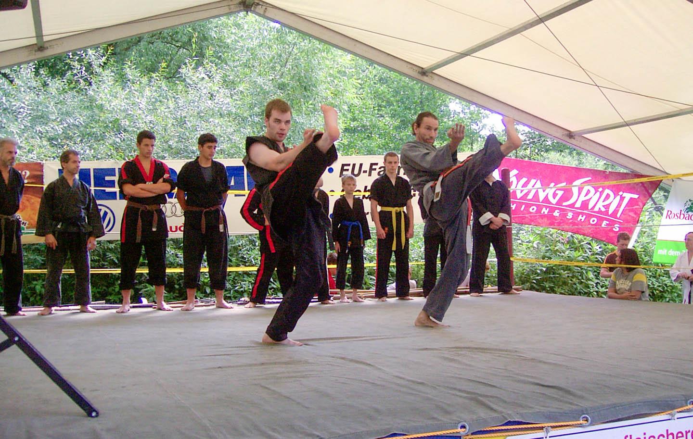 peda deshi karate kempo peter lauritis koshokun 0121