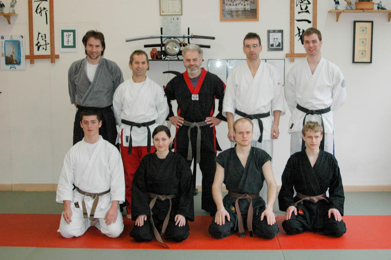 peda deshi karate kempo peter lauritis koshokun 0140 1