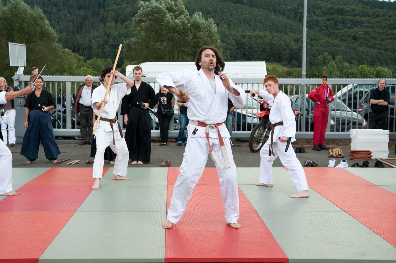 peda deshi karate kempo peter lauritis koshokun 0143 1