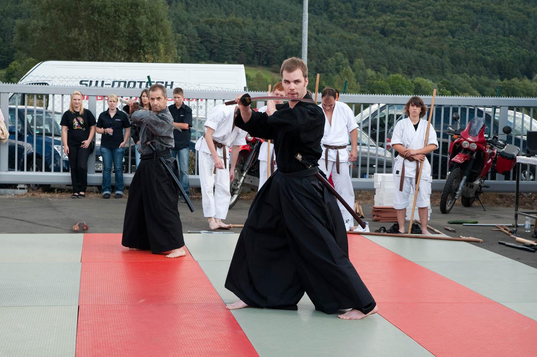 peda deshi karate kempo peter lauritis koshokun 0145 1