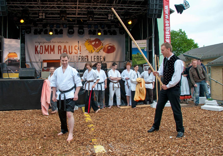 peda deshi karate kempo peter lauritis koshokun 0161 1