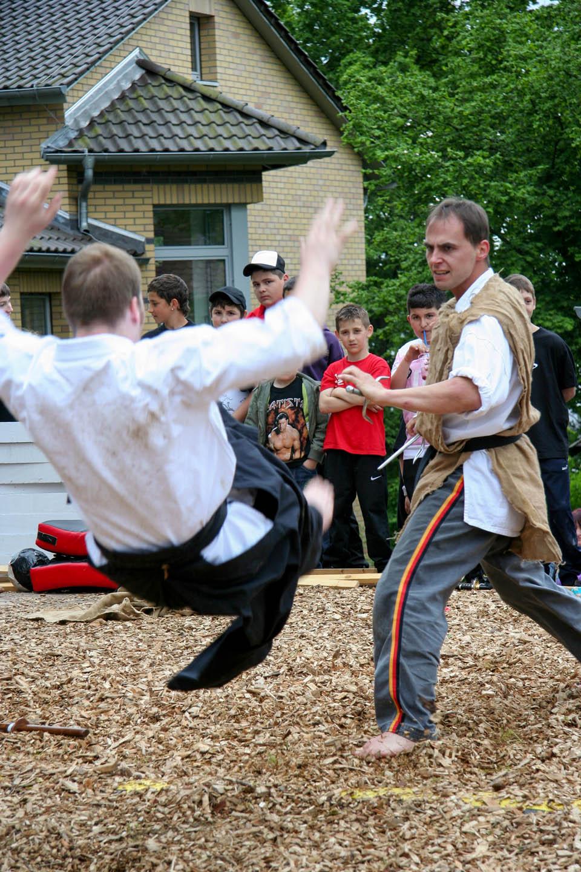 peda deshi karate kempo peter lauritis koshokun 0170 1