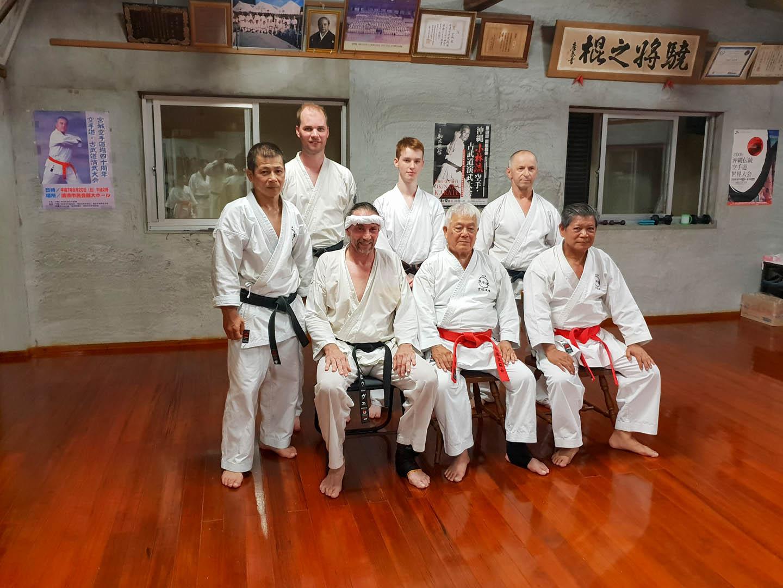peda deshi karate kempo peter lauritis koshokun 0235