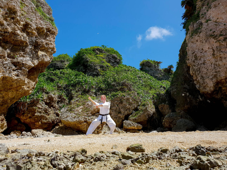 peda deshi karate kempo peter lauritis koshokun 0287
