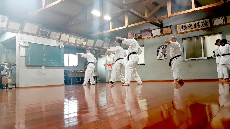 peda deshi karate kempo peter lauritis koshokun 0297