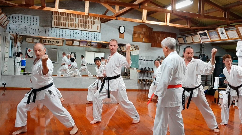 peda deshi karate kempo peter lauritis koshokun 0298