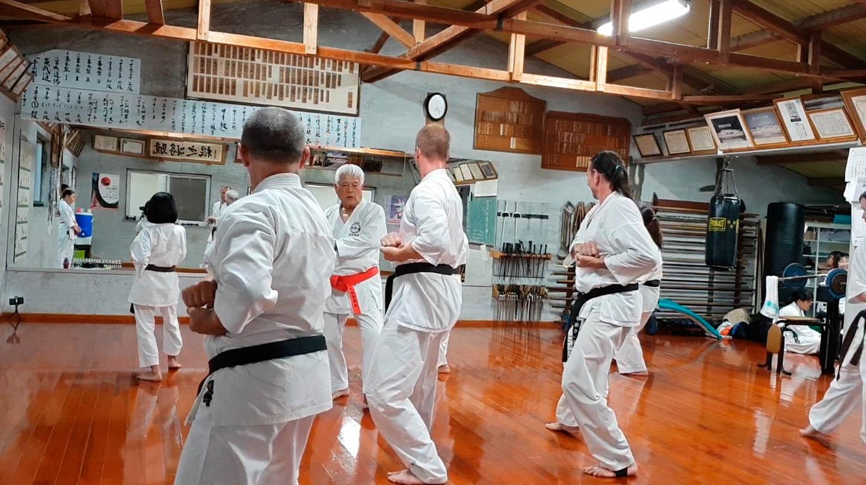 peda deshi karate kempo peter lauritis koshokun 0299
