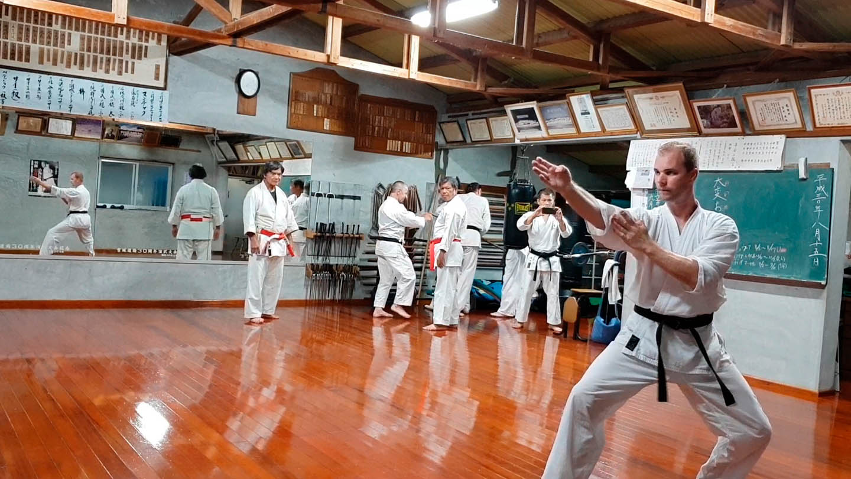 peda deshi karate kempo peter lauritis koshokun 0300