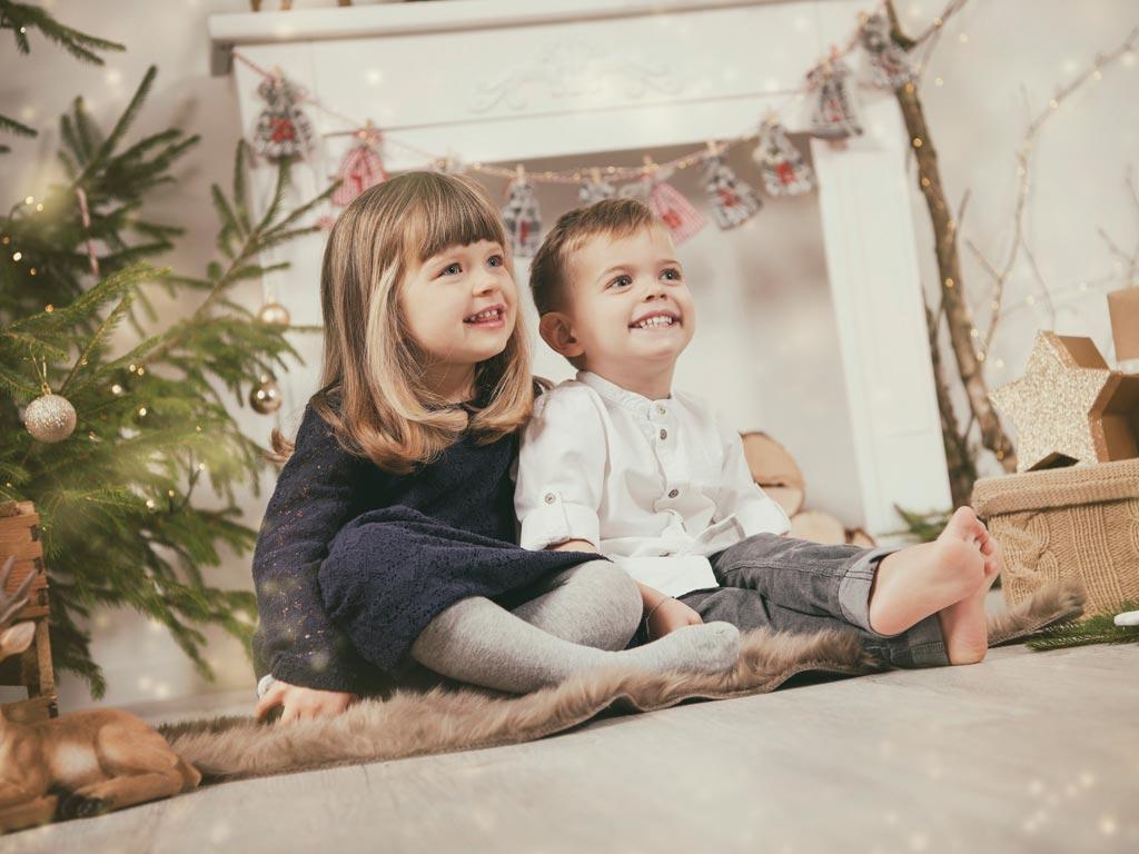 weihnachten naehert sich mit schnellen schritten