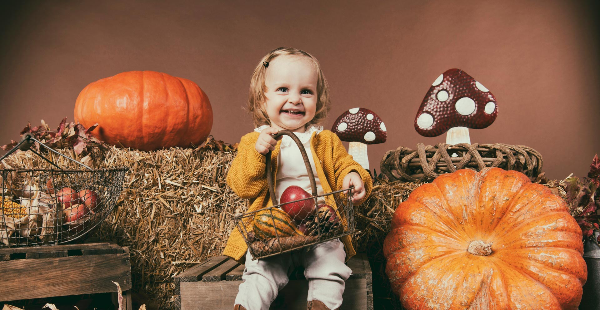 fotoaktion slider herbst kinder