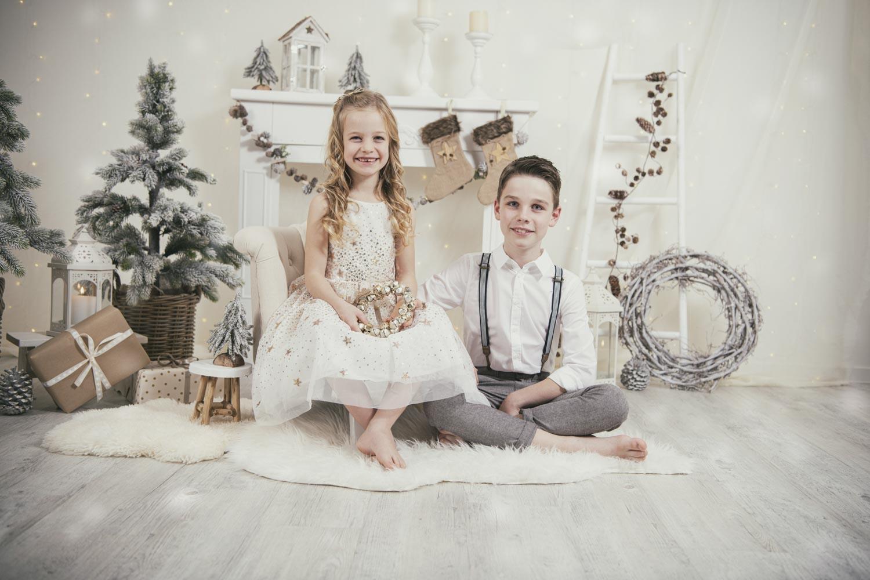 weihnachts fotoshooting kinder