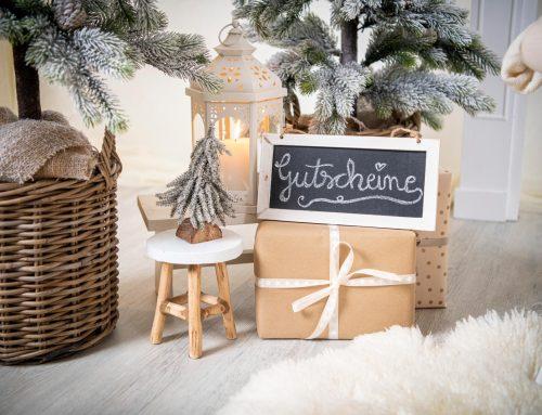 Verschenk doch mal ein Fotoshooting zu Weihnachten