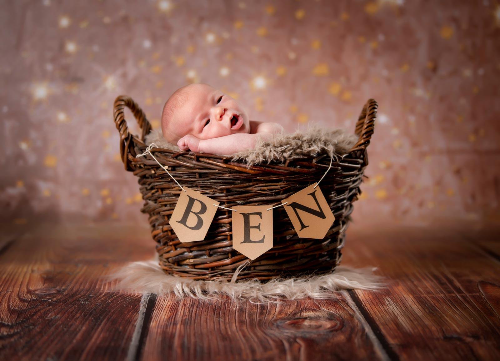 newbornfotoshooting fotoatelier statt krankenhaus marburg