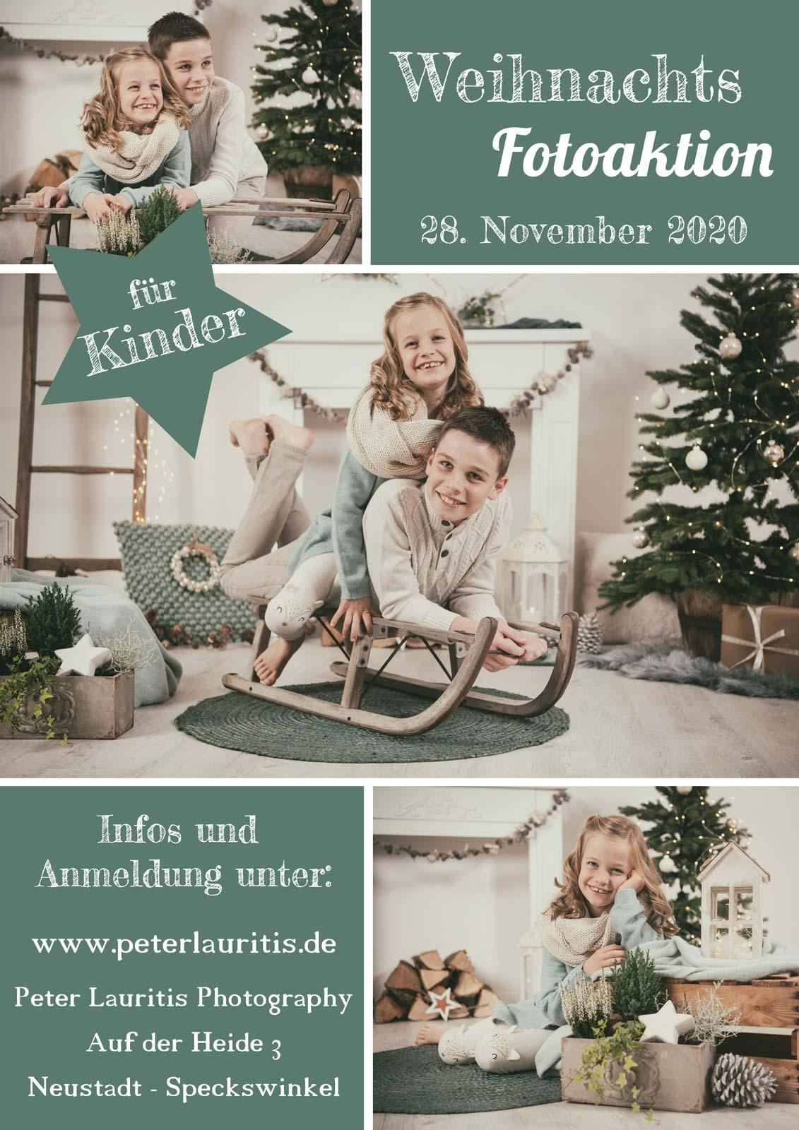 unsere zweite weihnachts kinderkation