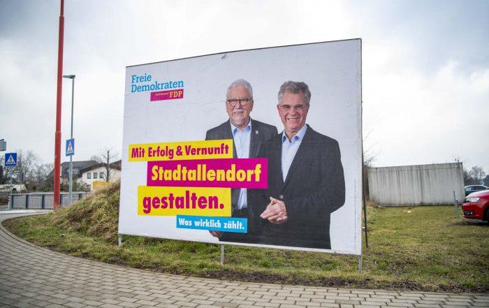 FDP Stadtallendorf ludwig bachhuber winand koch