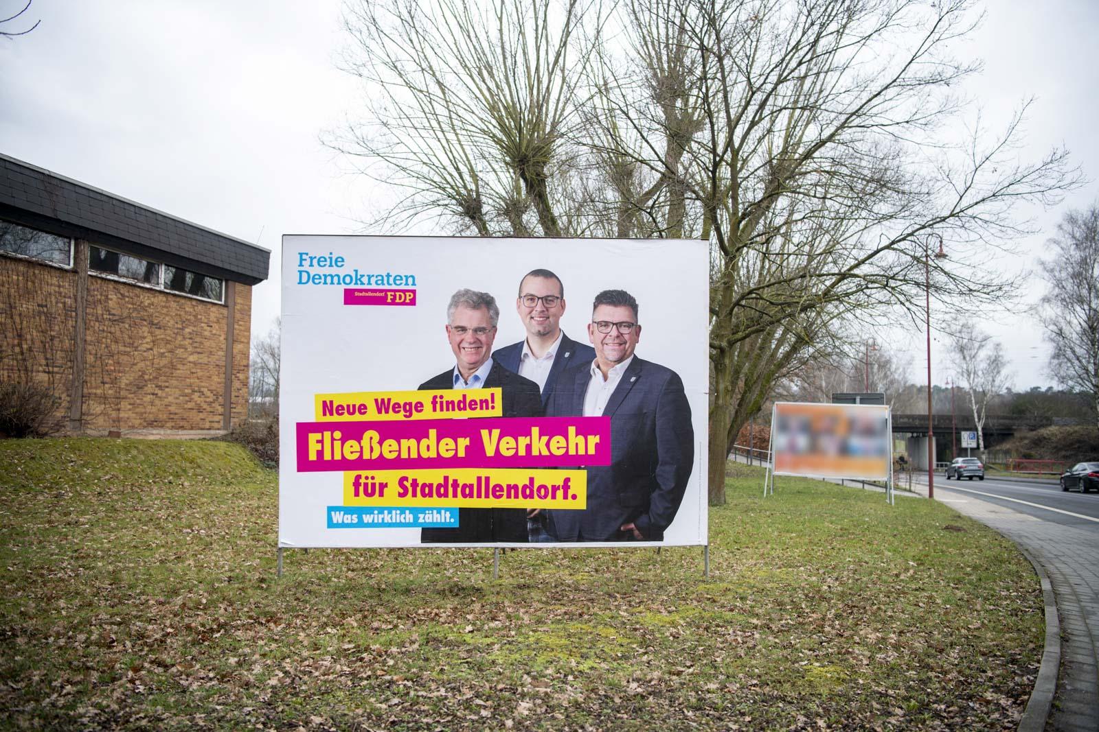 FDP Stadtallendorf thomas seinsoth dominik runge