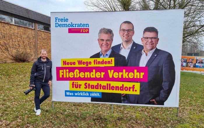 FDP Stadtallendorf winand koch dominik runge thomas seinsoth