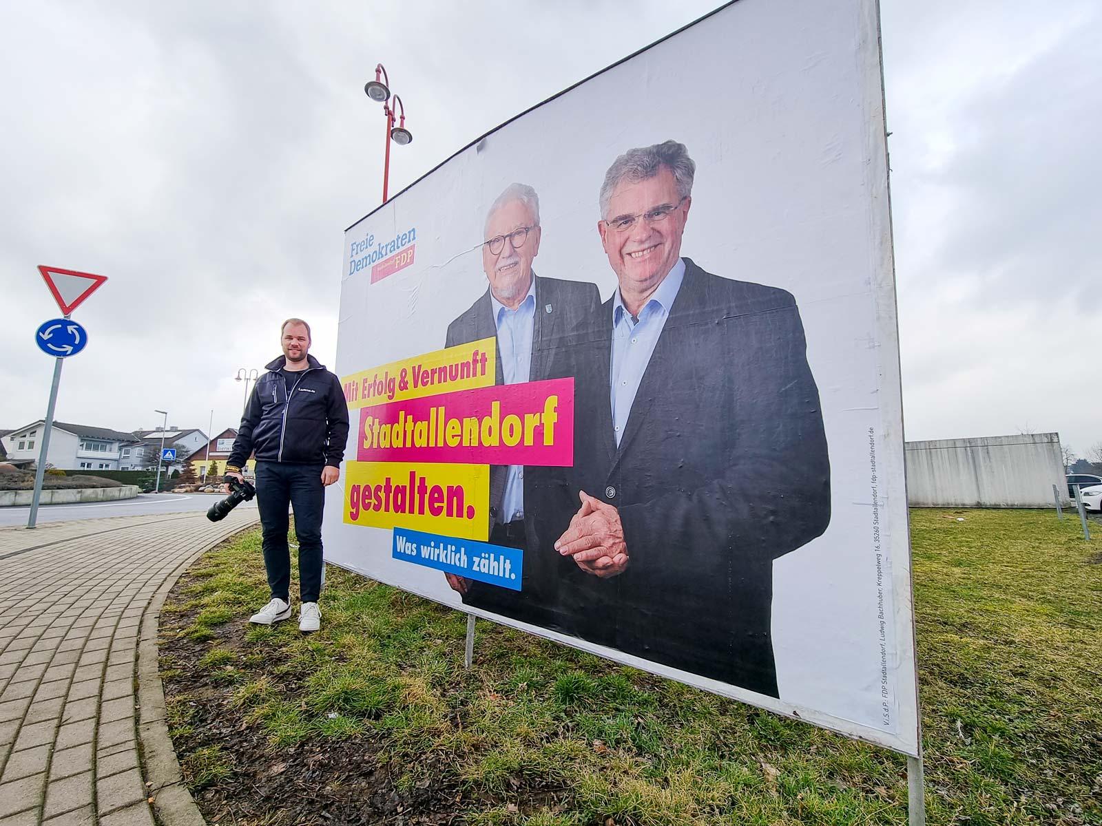 FDP Stadtallendorf winand koch ludwig bachhuber