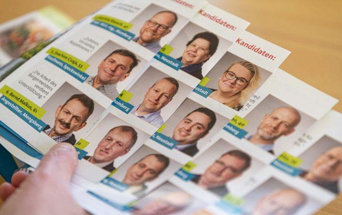cdu neustadt hessen flyer kommunalwahl
