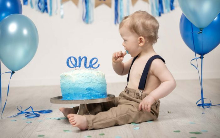 cake smash fotoshooting erinnerungen geburtstag