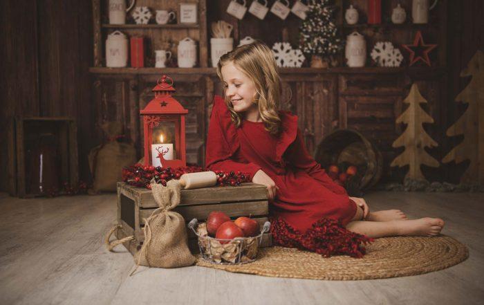weihnachten fotos fotostudio kinder geschenk